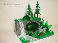 Geode Caverns by Siercon and Coral, via Flickr