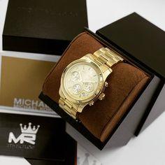Michael Kors MK5055   @MyRich.de #MichaelKors #michaelkorswatch #mk #mk5055 #fossil #watch #style #uhr #trend #bradshaw #bestoftheday #chronograph #lifestyle #brand #jetset #luxus #juwelry #luxury #lady #fashion #time #chrono #bracelet #special #runway #goldwatch #gold #accessories #crystal