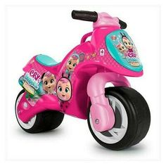 Moto Correpasillos Cry Babies Injusa (69 x 27,5 x 49 cm) | Spielzeug, Kinderfahrzeuge, Dreiräder | eBay! Cry Baby, Baby Driver, Prezzo, Tricycle, Smart Tv, Motorbikes, Crying, Little Ones, Cool Things To Buy