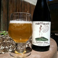 Dogfish Head-Namaste...yummy witbier