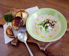 Oh Joy | Hazelnut Dark Chocolate Soup