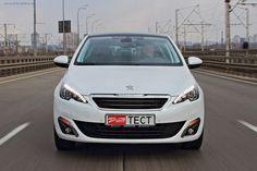 Peugeot 308 1.6 THP Allure: платить ли больше за комплектацию?