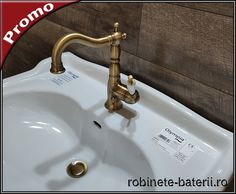 Baterie lavoar Oxford culoare bronz, model retro Olympia, Sink, Model, Home Decor, Sink Tops, Vessel Sink, Decoration Home, Room Decor