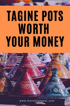 Looking for a traditional Moroccan tagine? here what you need to know to shop the perfect Moroccan clay tagine for your family
