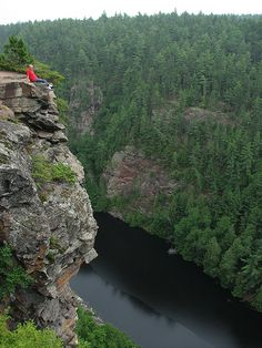 Barron Canyon, Algonquin Park, ON