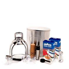 Importika Rok Espresso Maker Gift Set featured in vente-privee.com