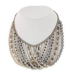 Gorgeous and elegant- the bohemian collection from Honora Pearls