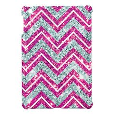 =>Sale on          	Girly Pink & Blue Sparkly Faux Glitter Chevron iPad Mini Covers           	Girly Pink & Blue Sparkly Faux Glitter Chevron iPad Mini Covers lowest price for you. In addition you can compare price with another store and read helpful reviews. BuyHow to          	Girly ...Cleck Hot Deals >>> http://www.zazzle.com/girly_pink_blue_sparkly_faux_glitter_chevron_ipad_mini_case-256295647877131693?rf=238627982471231924&zbar=1&tc=terrest