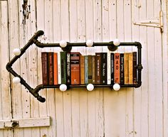 I love this as a shelf!  Want it!
