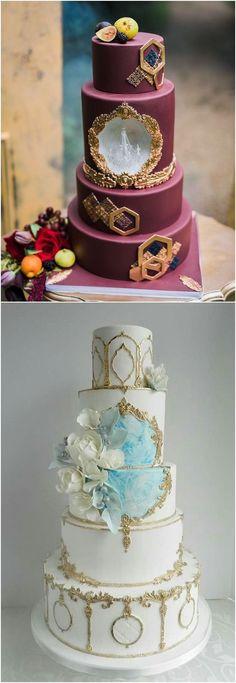 vintage baroque wedding cakes #weddings #vintageweddings #weddingideas #weddingcakes #weddingcakesvintage