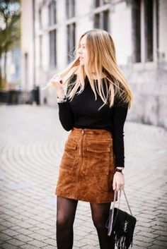Fall-Outfits-With-Skirts