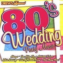 Totally Rad 80's Wedding