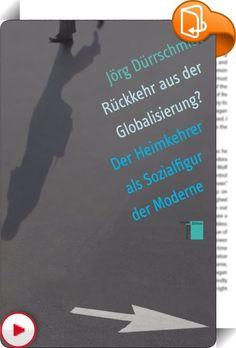 Rückkehr aus der Globalisierung?    ::  Man könnte sie die »Adoptivkinder« der Globalisierung nennen, jene Frauen und Männer aus der DDR, die nach 1989 ihre »späte Reise« antraten und dem Lockruf der globalisierten Moderne, der Vitalität und scheinbaren Grenzenlosigkeit des Daseins folgten.  Viele kehrten zurück. Welche Rolle nehmen diese modernen »Heimkehrer« in der Gesellschaft ein? Kommt mit ihnen die Welt ins Lokale? Welche gesellschaftlichen Transformationsprozesse bringt die Dyna...