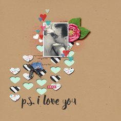 PS+I+Love+You - Scrapbook.com