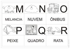 Alfabetos Ideia Criativa: Alfabeto Jogo Memória