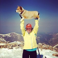 Most. Epic. #Corgi pic. EVER. Allison and Sweets in the Catskill Mountains. http://sulia.com/my_thoughts/6a2563fe-388c-4e86-ba7b-f32ff70bf9ed/?source=pin&action=share&btn=small&form_factor=desktop&pinner=124041943