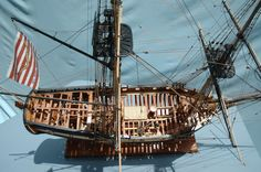 "Image result for Ship model ""Fair American"""