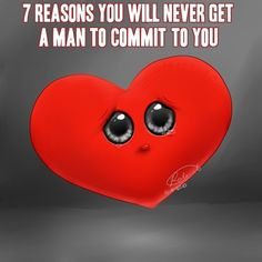 7 Reasons You Will Never Get a Man to Commit to You | Relationships, love tips, relationship problems commitmentconnect...
