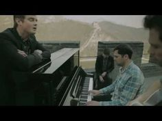"""Somewhere Only We Know"" by Keane on the Great Wall of China in Beijing from Burberry Acoustic"