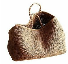 Bags Provence Basket NORO raffia cotton Color tea Ω bolsa sacola com material natural e trabalho artesanal / / / chique e simples - womens shopper bag, black bags on sale, ladies small bags *ad How To Create A Babymoon Vacation Capsule Wardrobe - Sandra My Bags, Purses And Bags, Hobo Purses, Tshirt Garn, Basket Bag, Beautiful Bags, Fashion Bags, Style Fashion, Beach Fashion