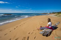 Wreck Rock Beach - Deepwater National Park, Queensland, Australia