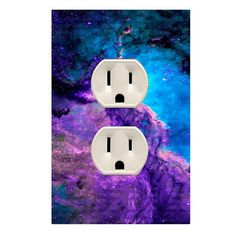 Wall Plug Cover Decal Outlet Cover Galaxy Wall Art Star Decor Star Kids Room Out. Wall Plug Cover Decal Outlet Cover Galaxy Wall Art Star Decor Star Kids Room Outer Space by VWAQ on Etsy Source by vwaqetsy.