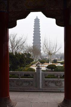 Tag 7 #Kaifeng: Eiserne Pagode #Henan