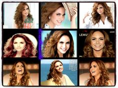 The many faces of Lucero.....