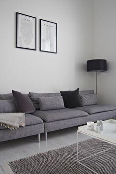 Hannas Home / Livingroom / Uusia kehyksiä + arvonta Couch, Living Room, Lifestyle, Furniture, Blog, Home Decor, Settee, Decoration Home, Sofa
