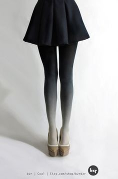 Fade to grey tights