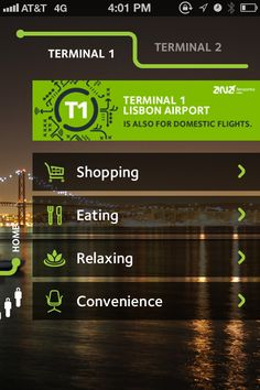 ANA Portuguese Airports · Lists