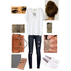 cute lazy outfit minus the animal print...and the sketch book with colored pencils...why is that included with the outfit, anyway??
