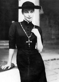 Ava Gadner.