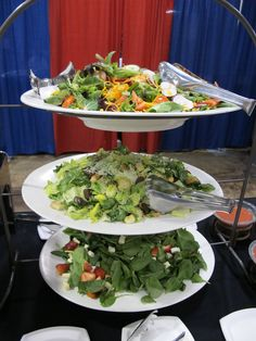 Let our catering staff at MHC Culinary Group create a delicious display of healthy options for your event.