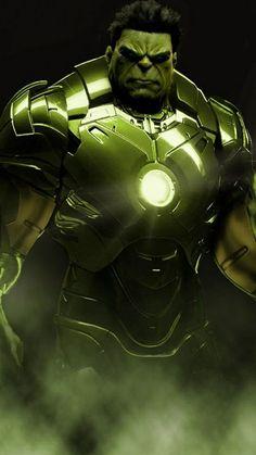 Hulk? + Traje Robotico
