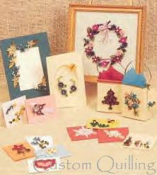 With the starter kit, beginning quillers will find that quilling is about as easy to learn and fun to do as a craft can get. www.CustomQuilling.com Quilling Supplies, Quilling Instructions, Starter Kit, Gallery Wall, Learning, Frame, Fun, Crafts, Easy