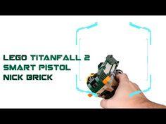 LEGO Northstar Titan - Titanfall 2 - YouTube