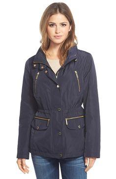 MICHAEL MICHAEL KORS Anorak. #michaelmichaelkors #cloth #short jacket #coat