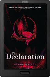Great reads for teens! The Declaration by Gemma Malley, Now at a hot price!