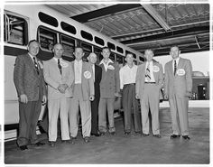 (1956) MCL - West Hollywood Division Open House.