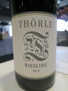 Thörle-Wein Estate Dry Riesling 2014 - Rheinhessen, Germany (89 pts)