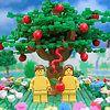 diverse bijbelverhalen in lego animatie