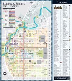 Houston downtown parking map Maps Pinterest Usa cities and City