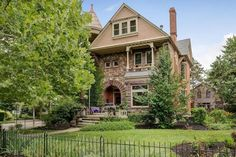 Entire home/apt in Columbus, US. On the park in the historic Kremer Home, a sun-filled studio apartment with hardwood floors, high ceilings, fine woodwork, period furniture, and contemporary art.  Just steps to all that German Village and downtown Columbus have to offer- a must see!