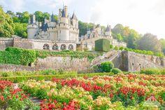 Chateau d'Ussé Loire Valley Sleeping Beauty Castle Chamelle Photography Travel