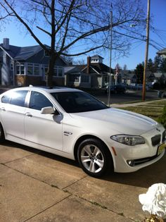 My BMW 525XI 2012 a beauty!!!!