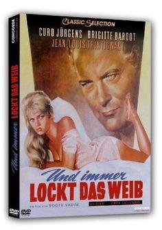 UND-IMMER-LOCKT-DAS-WEIB-DVD-BRIGITTE-BARDOT-CURD-JuRGENS-DVD-NEW