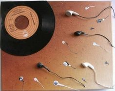 I will never look at headphones the same. Never again.