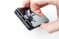 Instructions on how to fix an iPhone 5 Screen  Kits with tools can be purchased on Amazon. Save over $100 to repair!