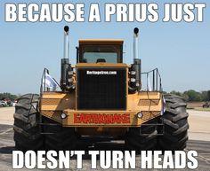 #Truth #FarmerFriday #HeritageIron #MuscleTractor #Earthquake